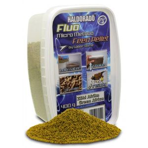 Haldorádó - Fluo Micro Method Feed Pellet - Africa Verde / Green Africa