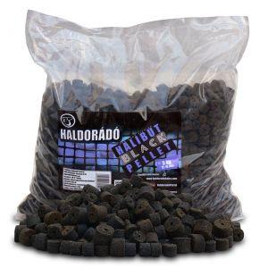 Haldorado - Black Halibut Pellet 5kg / 12-16 mm