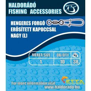 Haldorado Vartej cu agrafa strong - mare L