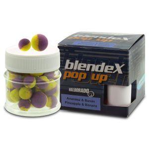 Haldorádó - BlendeX Pop Up Big Carp 12, 14 mm - Ananas + Banane