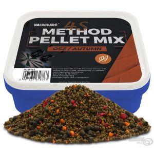 Haldorado - 4S Method Pellet Mix-Toamna