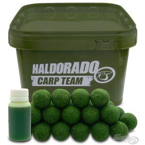 Haldorado - Big Feed C21 Boilie-Amur galeata