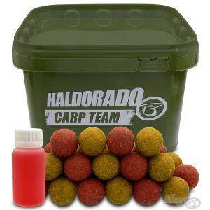 Haldorado - Big Feed C21 Boilie-Capsuni si ananas galeata