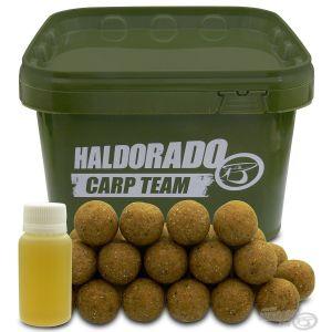 Haldorado - Big Feed C21 Boilie-Alune Tigrate galeata