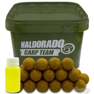 Haldorado - Big Feed C21 Boilie-Crap Salbatic galeata