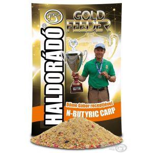 Haldorádó Gold Feeder-N-BUTIRIC CARP