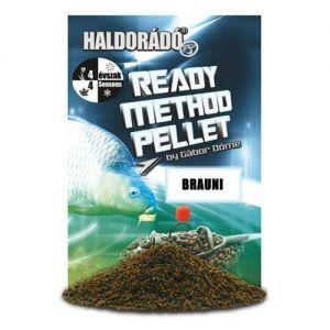 HD-READY METHOD PELLET-BRAUNI