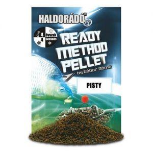 HD-READY METHOD PELLET-PISTY